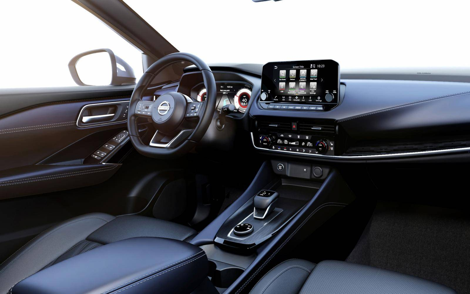 Nieuwe Nissan Qashqai is een elektrische auto, maar dan net even anders ...