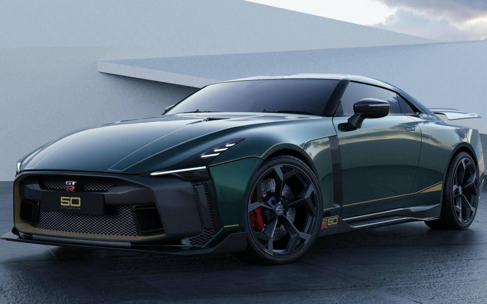 Waarom kost deze Nissan GT-R50 by Italdesign bijna een miljoen euro?