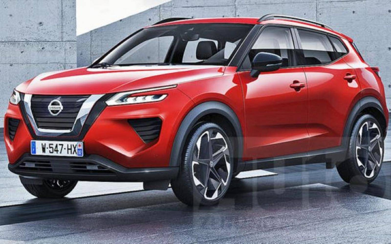 This Is What The New Nissan Qashqai 2021 Will Look Like
