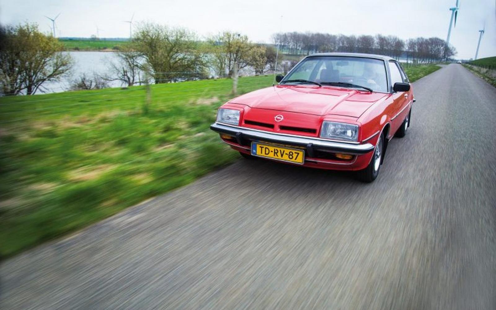 De Opel Manta is helemaal niet fout!