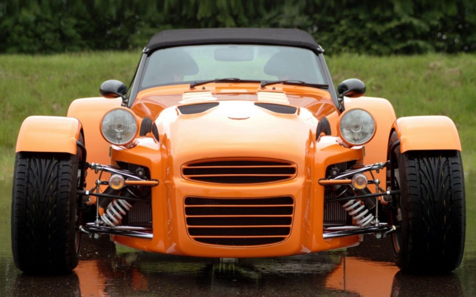 Koningsdag 2020: de koning te rijk in deze bijzondere oranje auto's