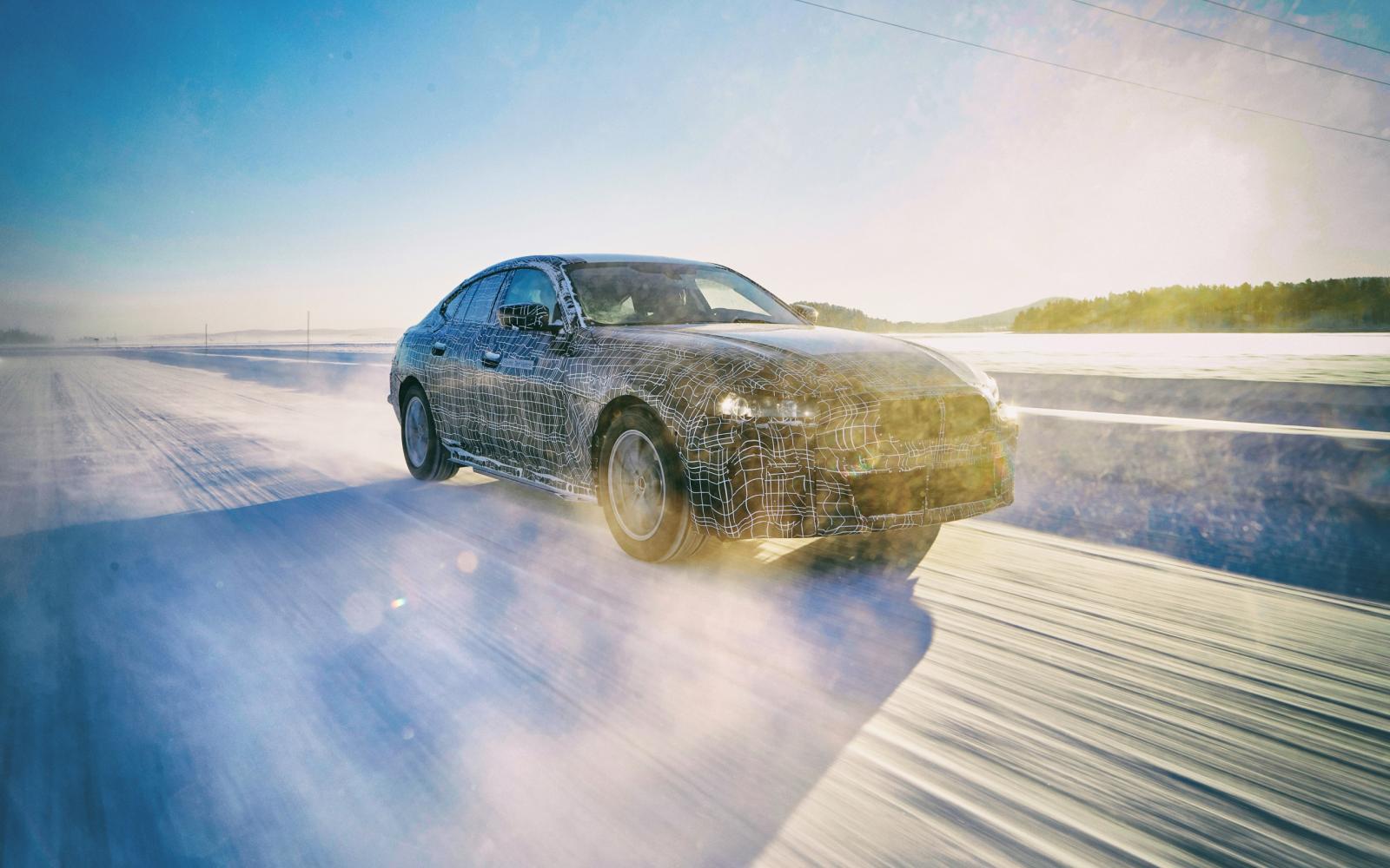 Wat is nu weer een BMW i4?