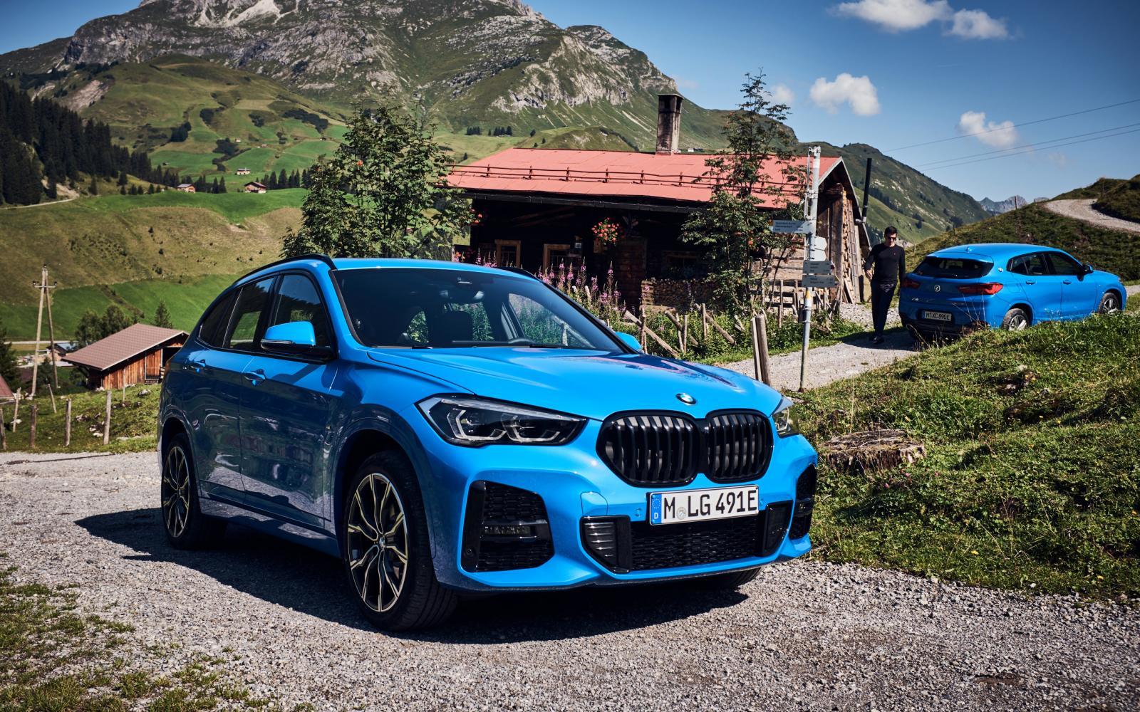 En nóg een plug-in hybride uit België: de BMW X2 xDrive25e