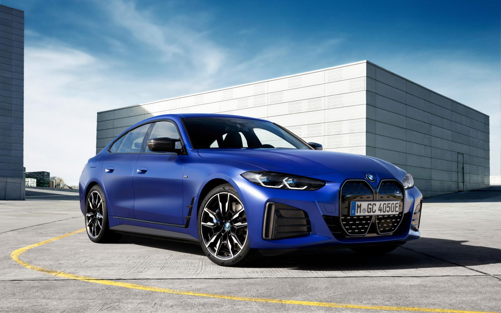 Prijs BMW i4 - Voor 3000 euro minder heb je ook een Tesla Model 3 Long Range