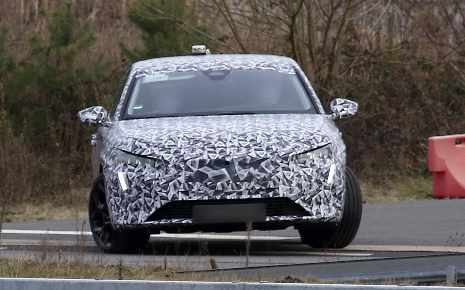 Nieuwe Peugeot 308 open en bloot! Wat vinden jullie ervan?