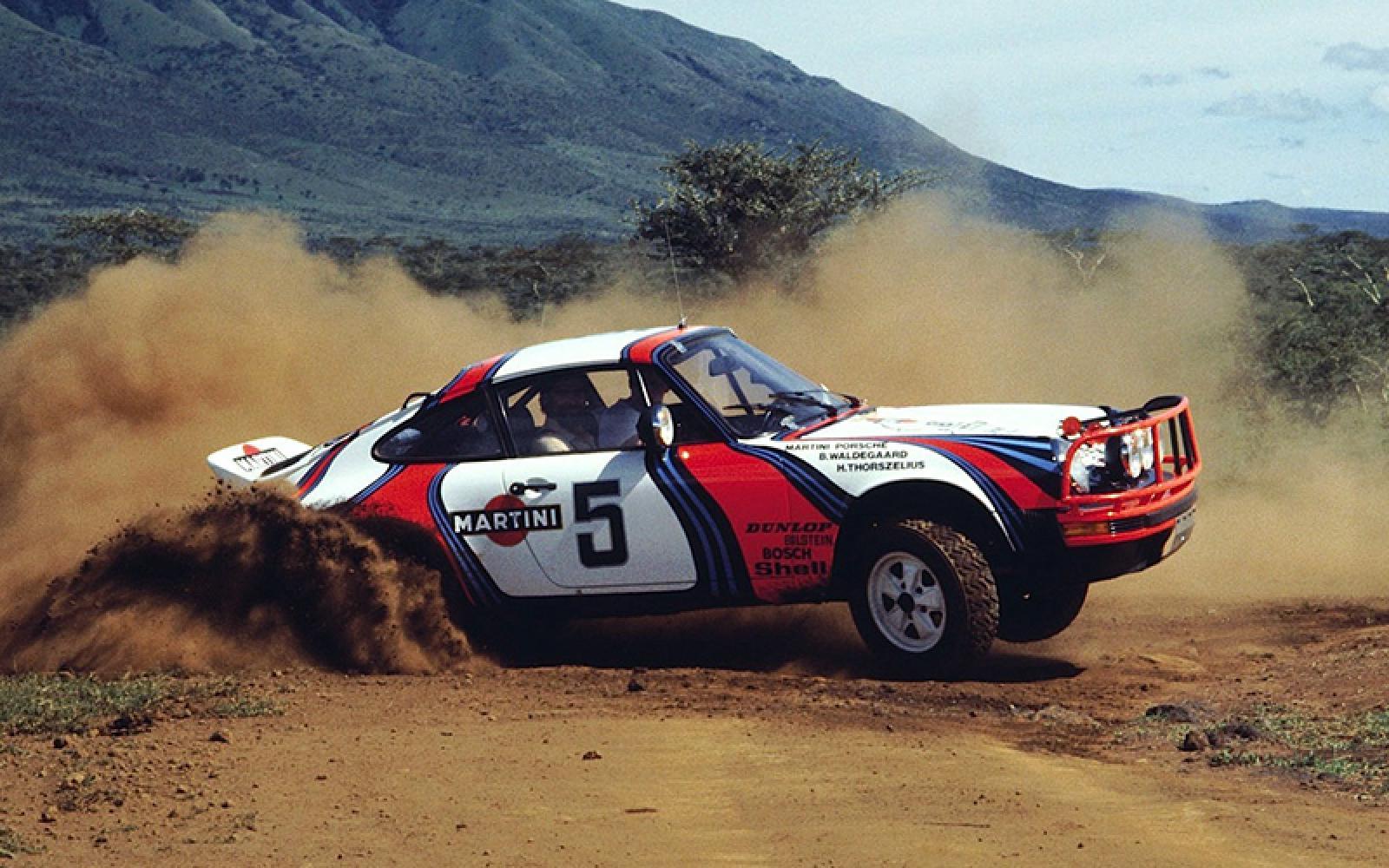 Waarom staat dit Porsche 911-prototype zo hoog op z'n wielen?