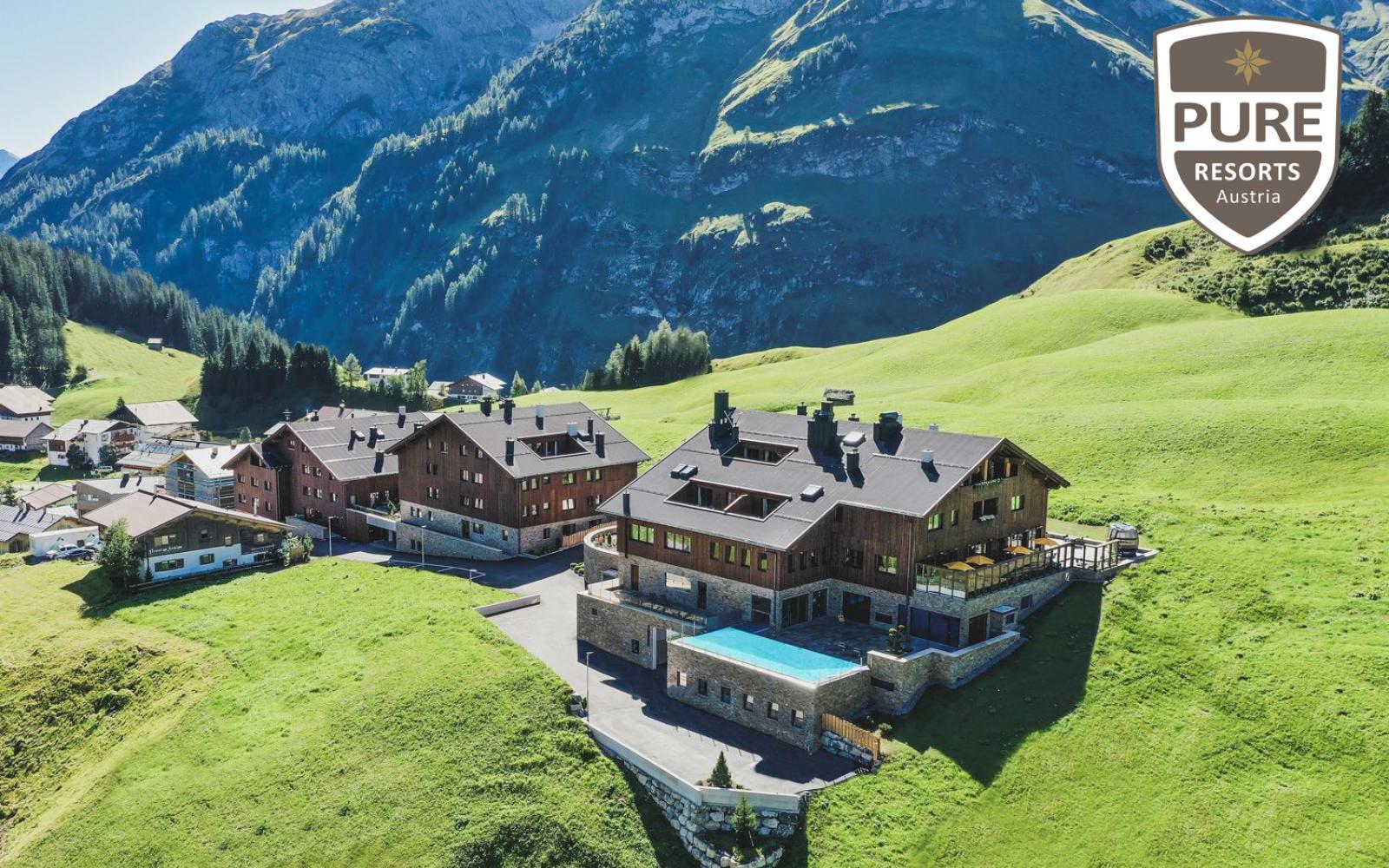 Zin in vakantie in de bergen? Win vier nachten in een luxe resort in de Alpen
