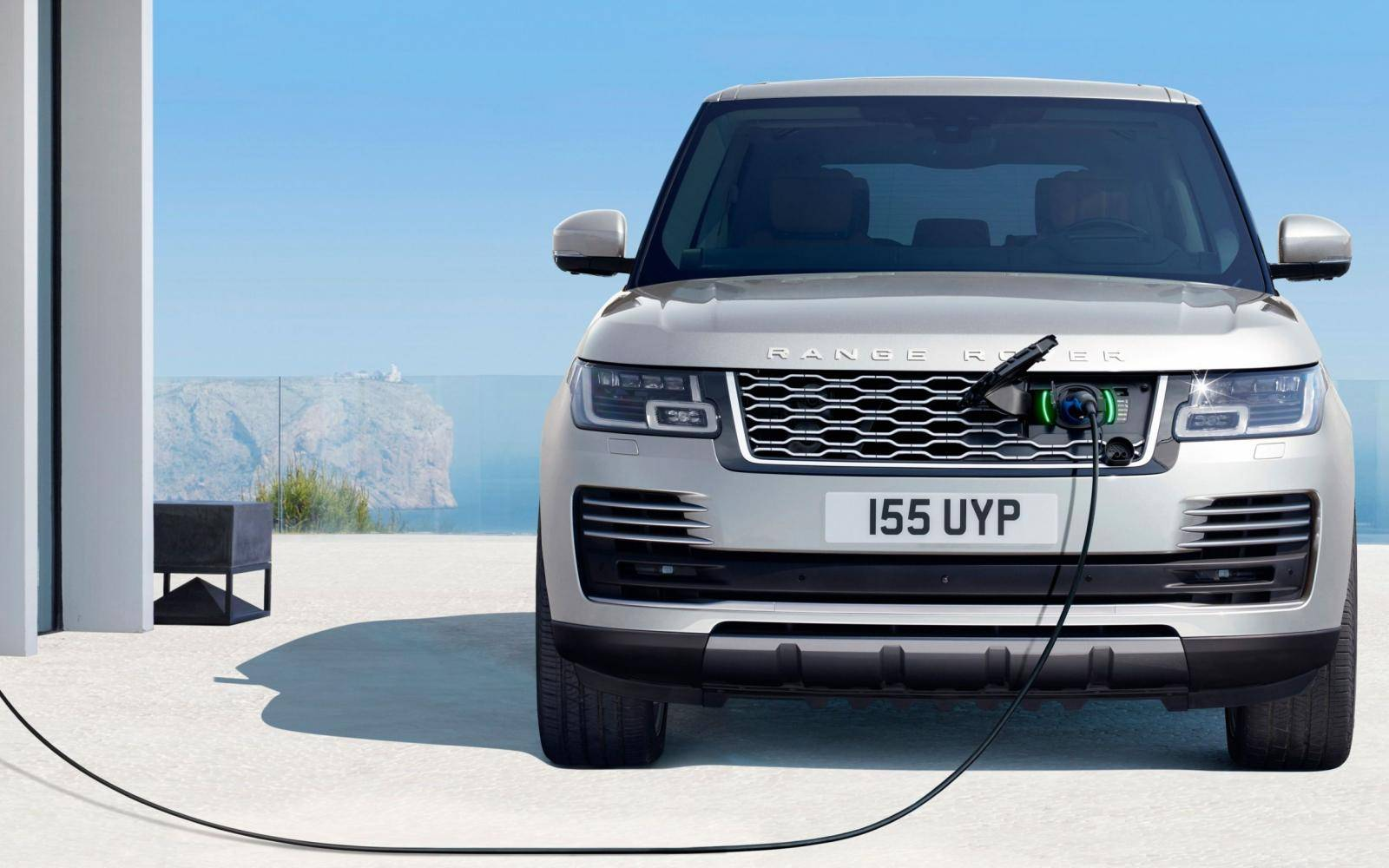 Land Rover lanceert binnenkort elektrische Range Rover
