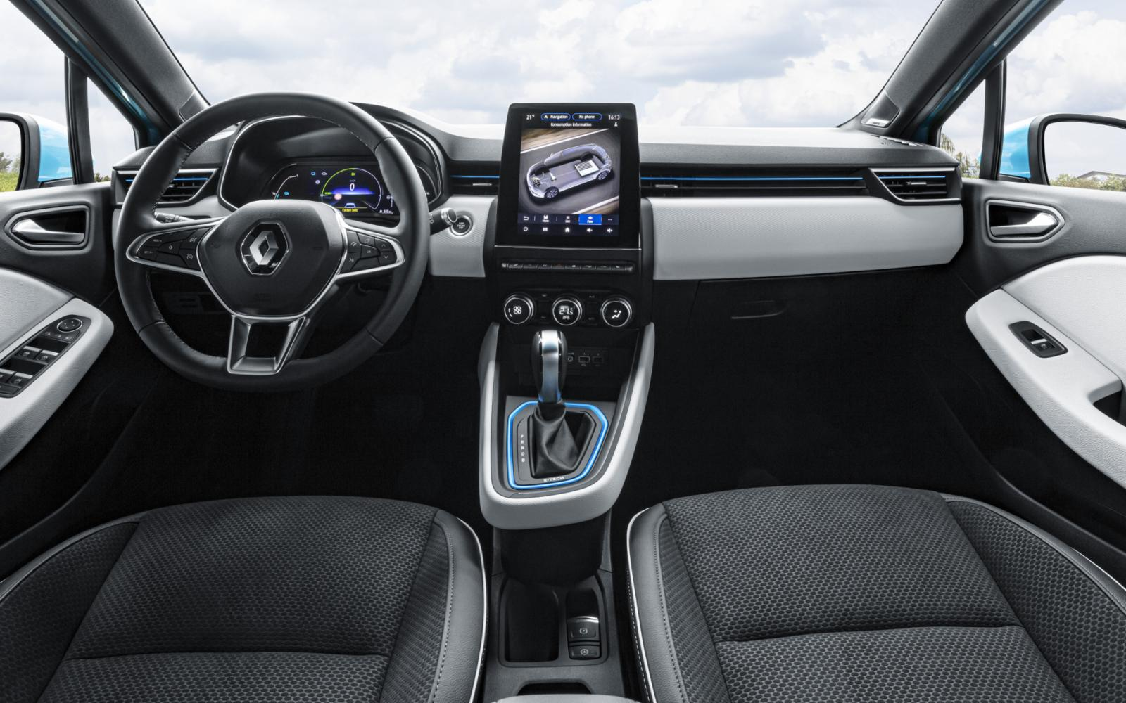Eerste review: Renault Clio Hybrid E-Tech (2020)