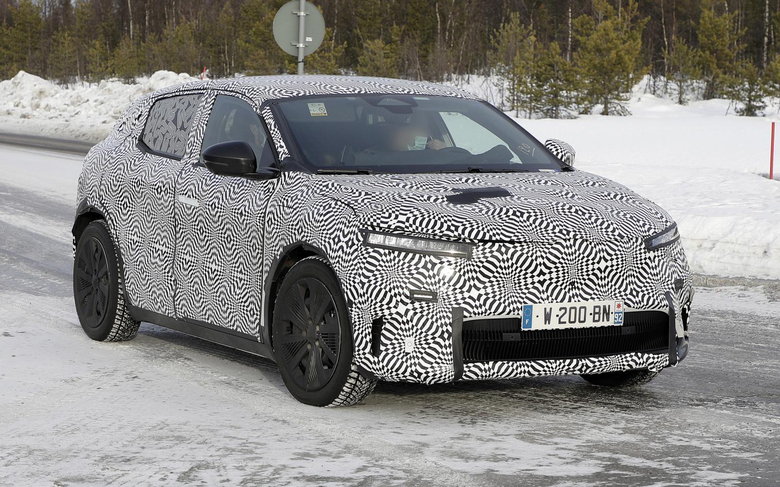 De Renault Mégane wordt elektrisch! Maak kennis met de Mégan-E