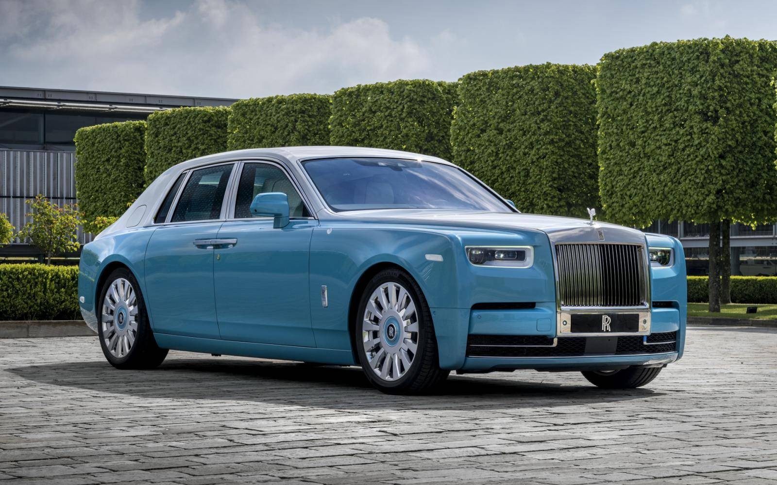 Rolls-Royce Phantom Bespoke: smaak zonder grenzen