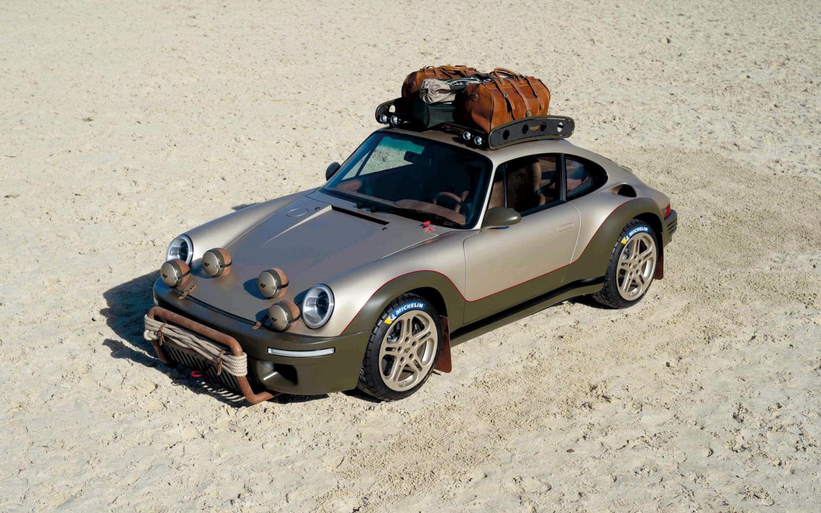 Ruf Rodeo Concept: De Porsche 911 Safari keert terug
