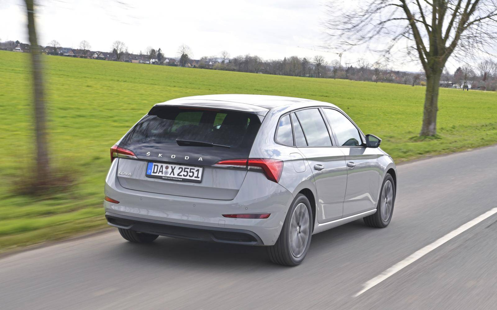 Test Volkswagen Golf en Skoda Scala: welke is beter?
