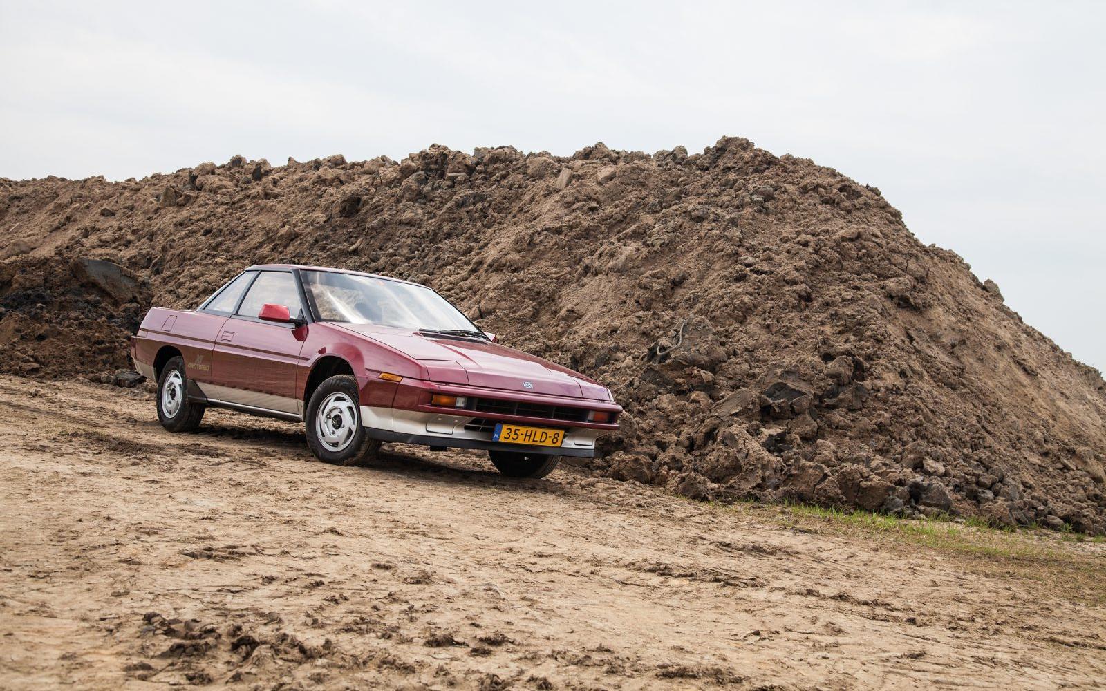 Waarom de Subaru XT eighties verantwoord is