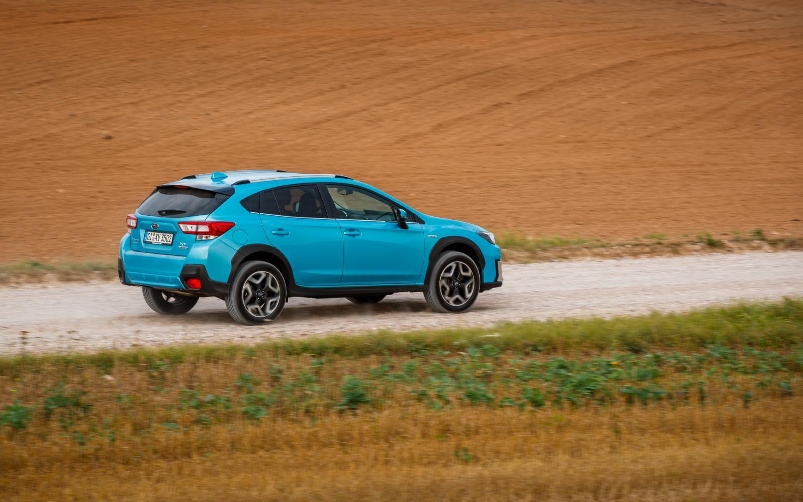 Test Subaru XV e-Boxer