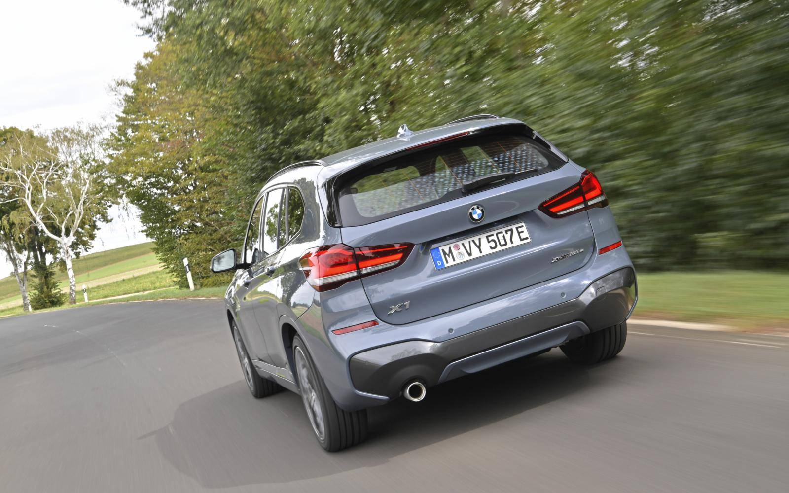 Which Hybrid Suv With Plug Is The Most Economical Bmw X1 Ford Kuga Or Mitsubishi Outlander