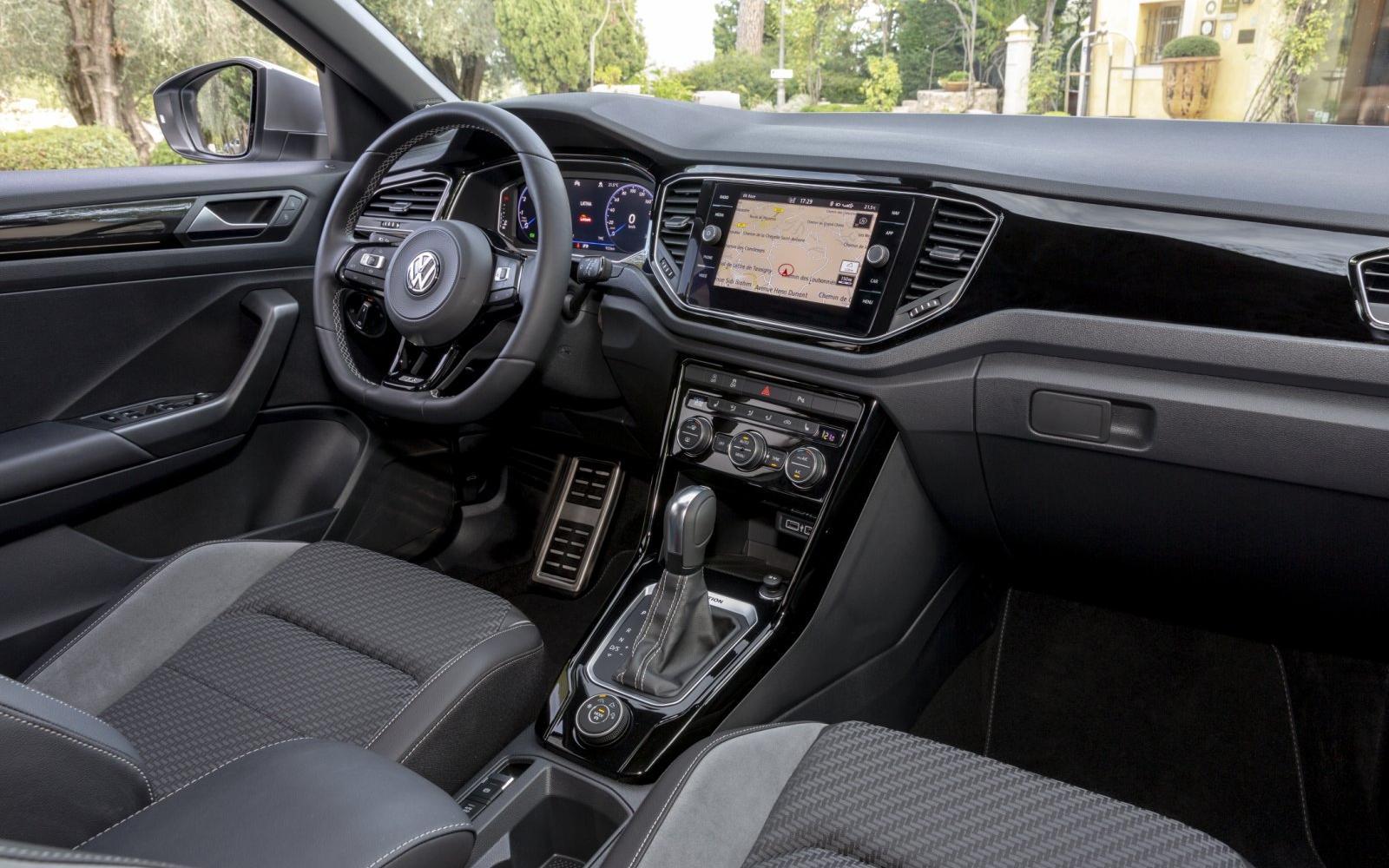 Test Volkswagen T Roc R Autowereld Com