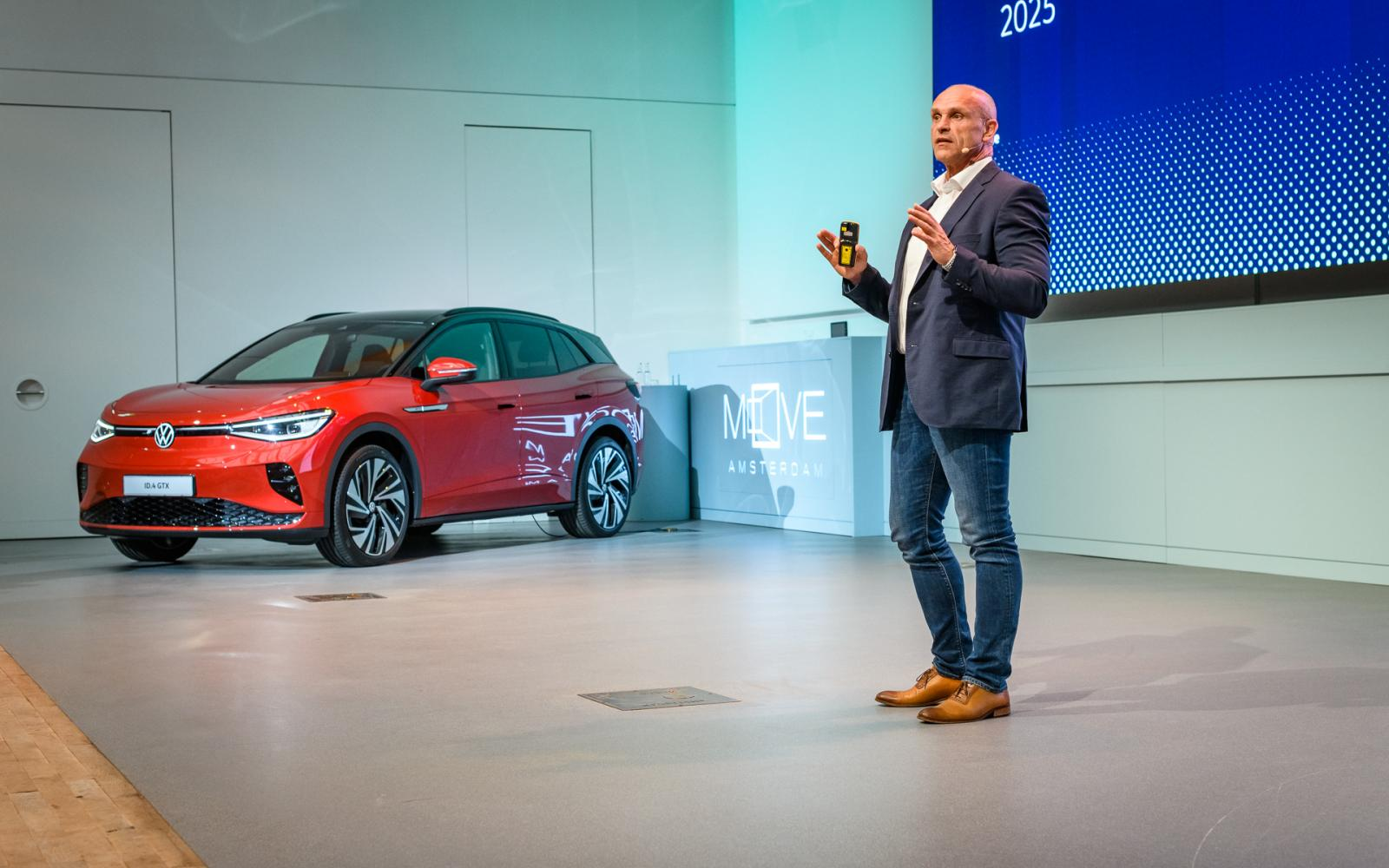 In 2025, the Volkswagen ID.2, with a price below 25,000 euros