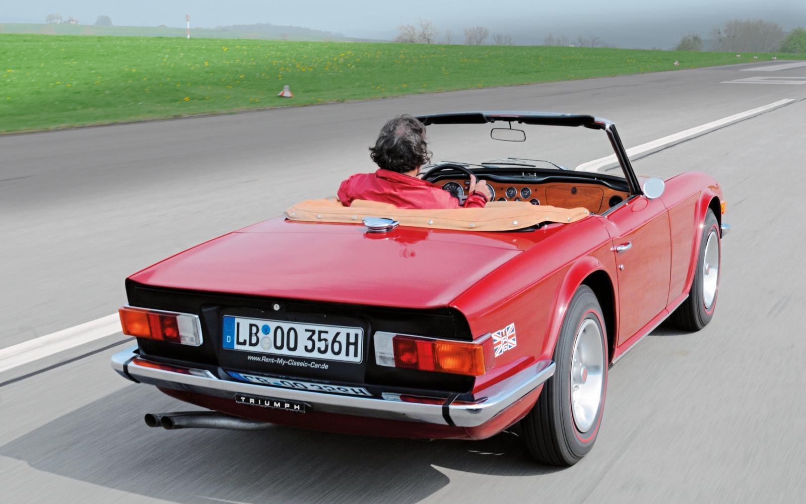 Triumph TR6: stoere Brit met Duitse trekjes