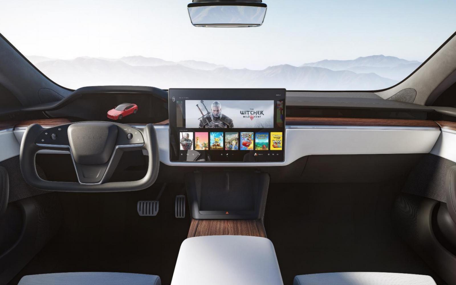 Tesla zegt: 'Elon Musk kan twitteren wat hij wil, er komen geen zelfrijdende auto's'