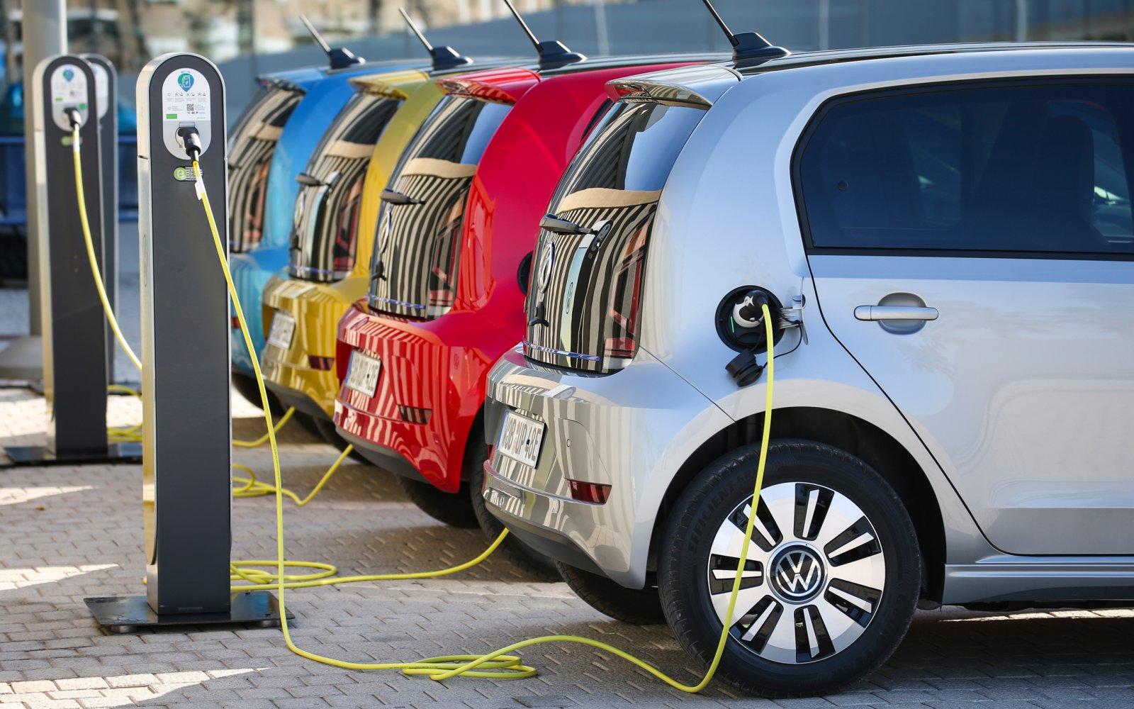 3 EuroNCAP-sterren voor 3 elektrische stadsauto's