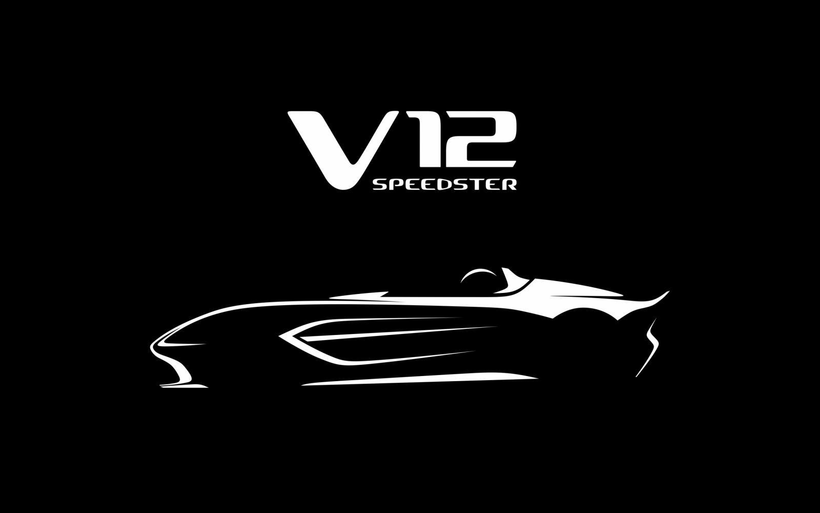 De Aston Martin V12 Speedster is niet voor pruikendragers
