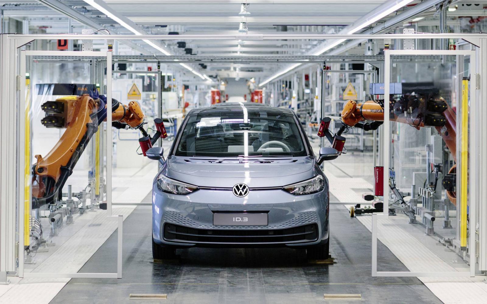 """Volkswagen stelt gerust: """"ID.3 1st wordt geleverd in zomer 2020"""""""