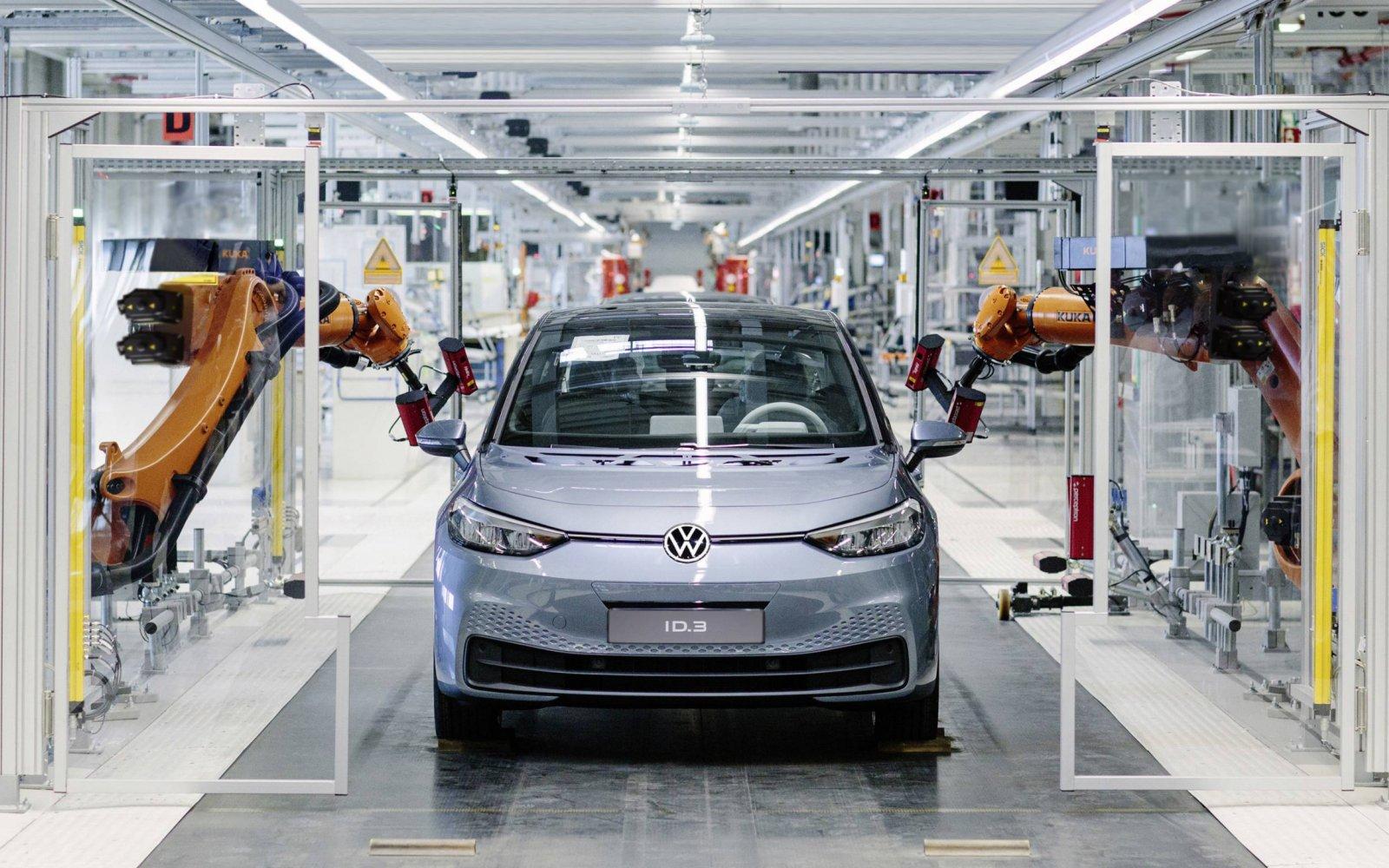 Volkswagen ID.3 gemaakt in fabriek die nog niet af is. Komt dat wel goed?