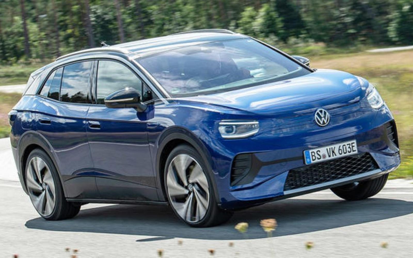 Eerste review: waarom de toekomst van Volkswagen afhangt van de ID.4