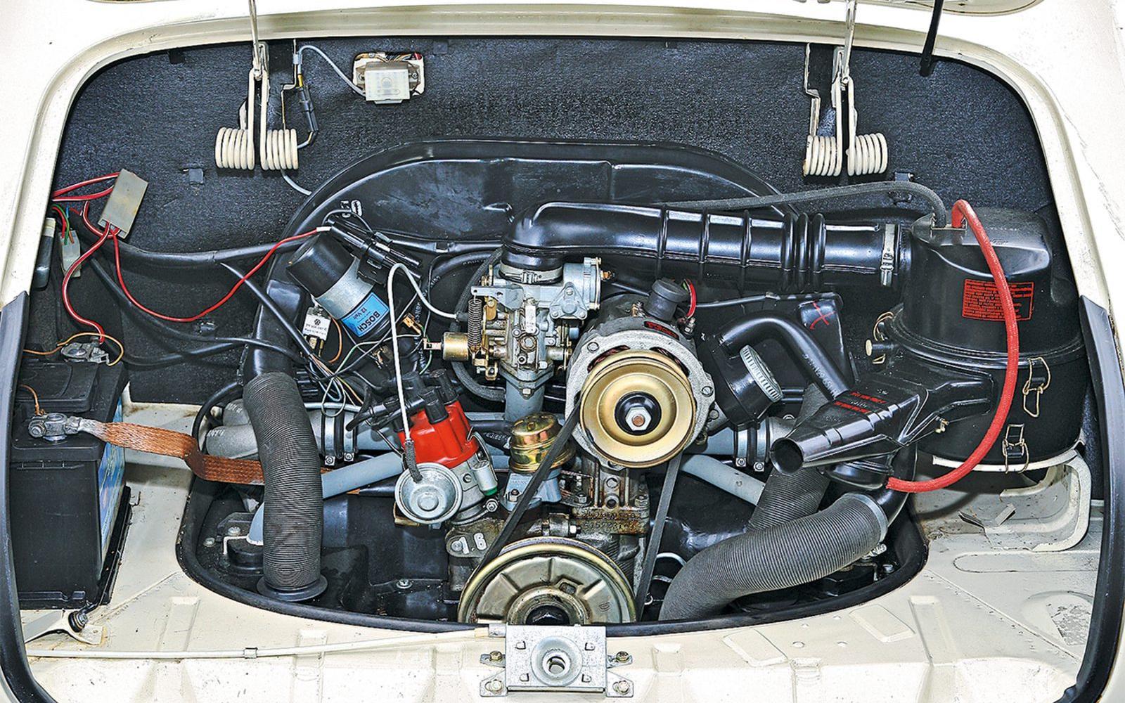 Volkswagen Karmann-Ghia: Italiaanse schone met een Duits karakter