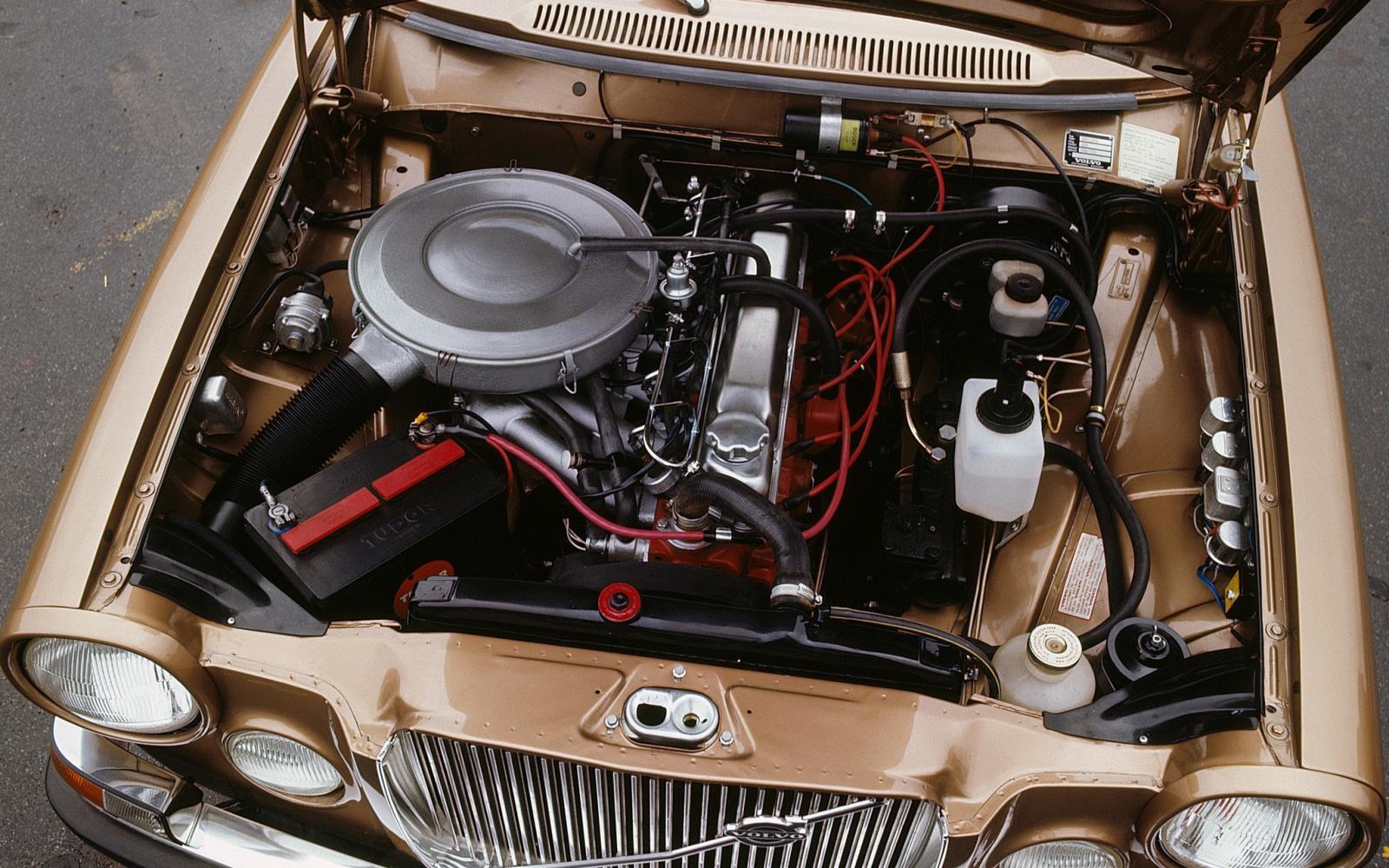 Volvo 164: de grote Volvo voor Amerika