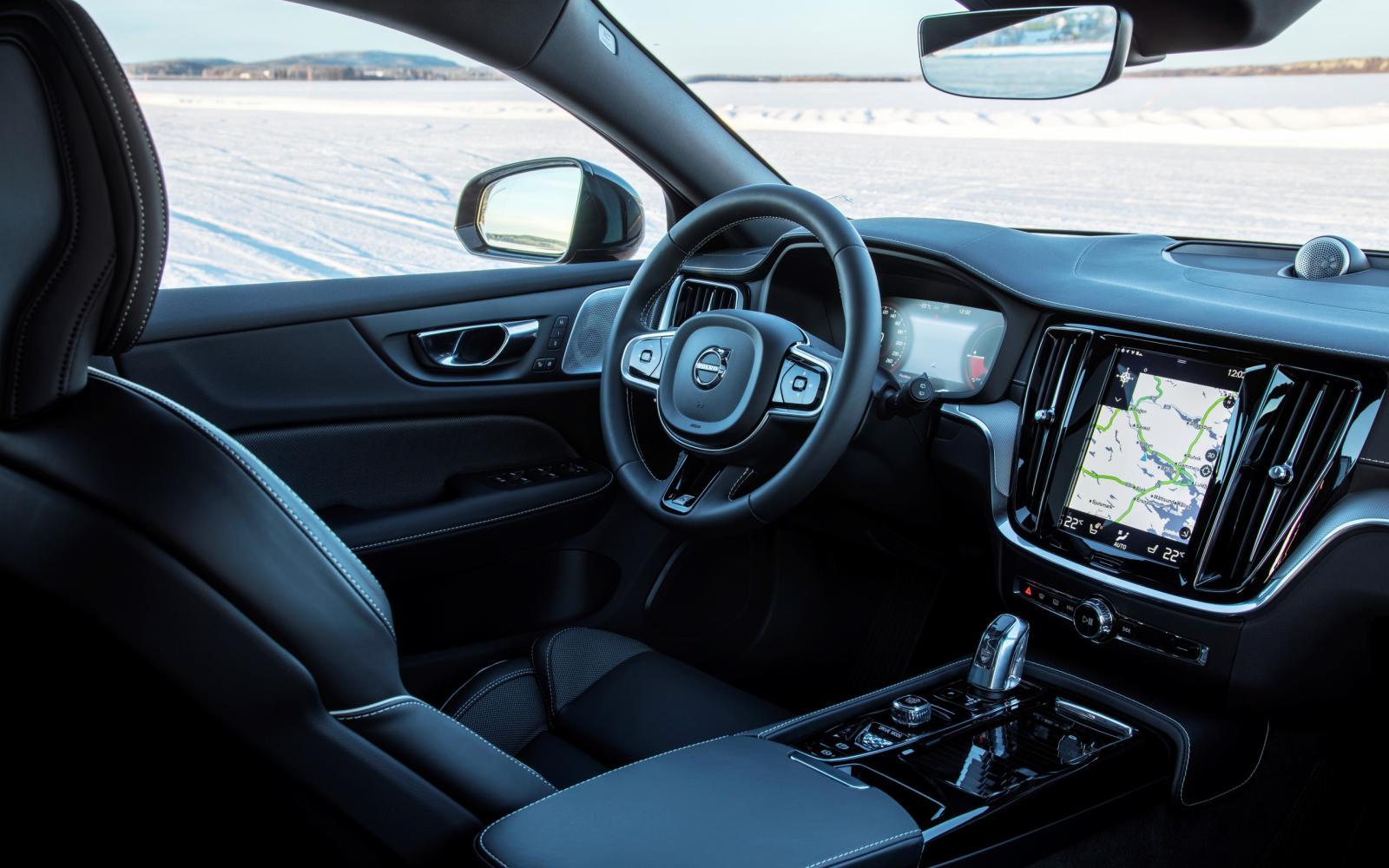 Test Volvo V60