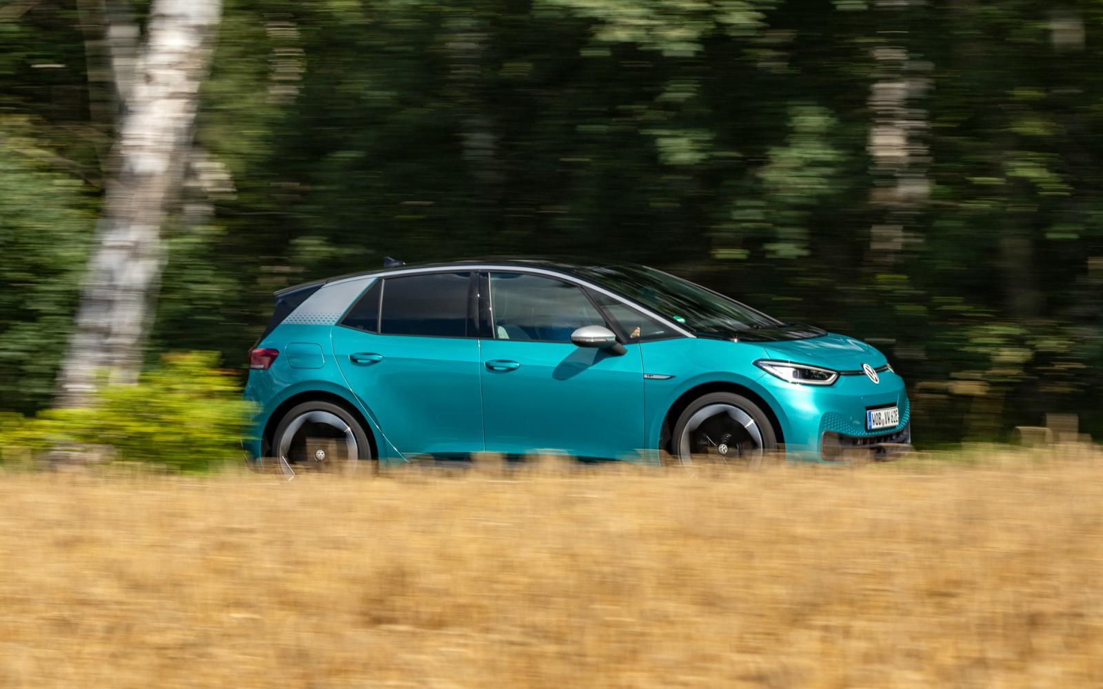 Veel klachten over kinderziektes elektrische Volkswagen ID.3