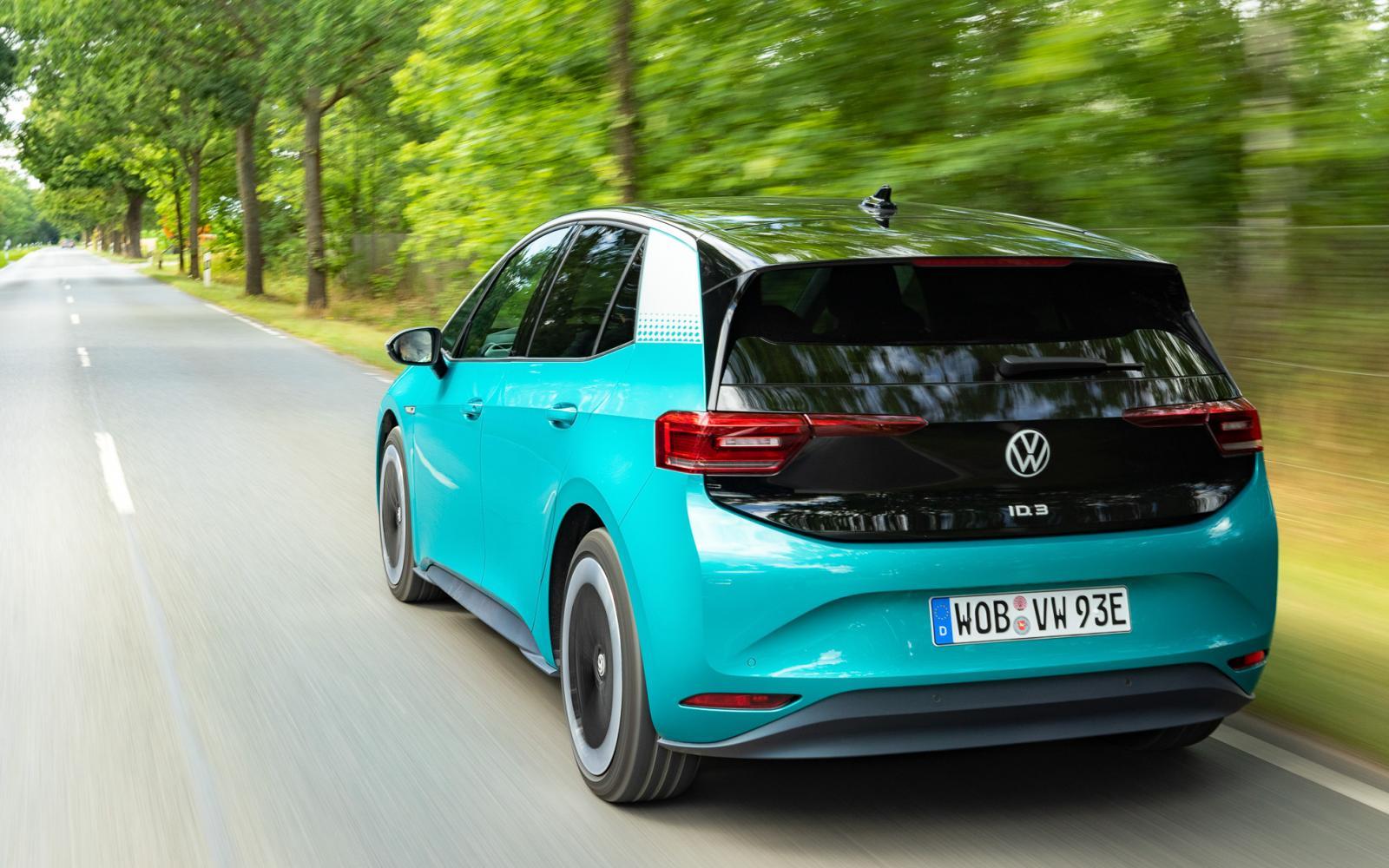 Test Volkswagen ID.3