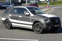 Weer super dik: Mercedes-Benz ML 63 AMG