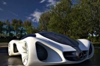 Mercedes Biome: pure fantasie