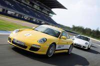 2010-programma van Porsche Driving & Travel