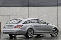 Officieel: Mercedes CLS Shooting Brake in productie!