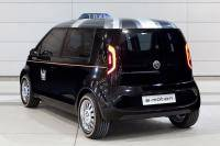 Volkswagen presenteert elektrische London Taxi