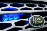 Gepantserde Land Rover Discovery 4