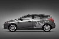 Ford tatoeëert Focus