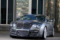 Mosterd: Bentley GT Speed van Anderson