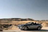 Mercedes SLK gelekt via promovideo