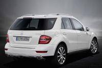 Mercedes-Benz introduceert ML Edition 125!