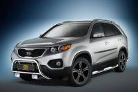 Cobra Technology doet Kia Sorento