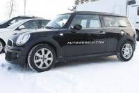 Facelift MINI Clubman nadert Countryman
