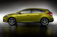 Alles over de Europese Ford Focus