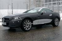 Mercedes SLK striptease van start gegaan