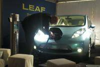 Kennismaking Nissan Leaf