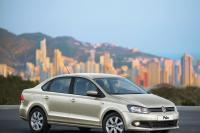 For Russia with love: Volkswagen Polo Sedan